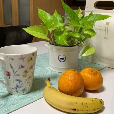 満月からの★朝の果物と白湯のダイエット報告の記事に添付されている画像