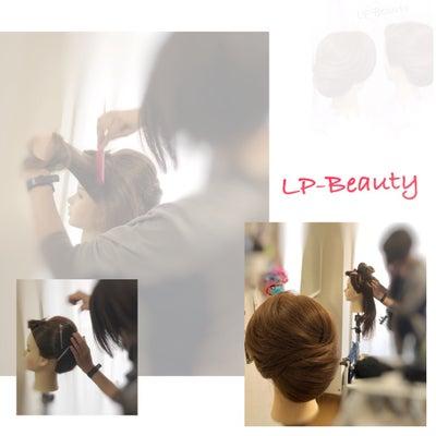 影響力強め☆ヘアセット講習の記事に添付されている画像