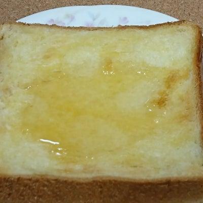 ハチミツトーストの記事に添付されている画像