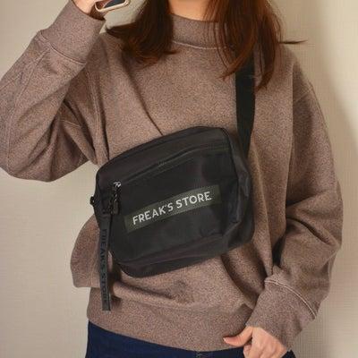 SPRiNG付録のFREAK'S STOREショルダーバッグが使える!の記事に添付されている画像