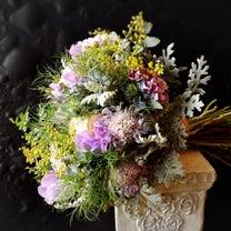 わんちゃんのお悔やみの花束の記事に添付されている画像