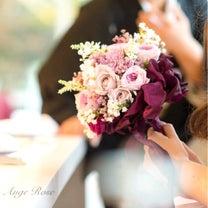 ◇愛され花嫁になりたい! エレガントピンクのbouquetの記事に添付されている画像
