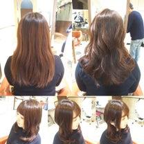 退色して明るくなってしまった髪色を落ち着いたフォギーベージュに☆の記事に添付されている画像
