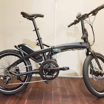 【Tern/Vektron S10】折りたたみの出来る次世代e-Bikeのご紹介の記事に添付されている画像