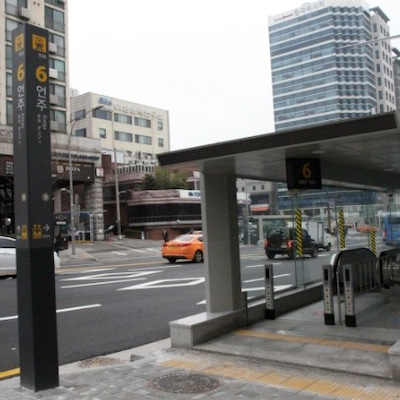 JAYJUN整形外科皮膚科へのアクセス方法~彦州駅より~の記事に添付されている画像