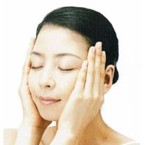 佐伯式 肌の「うるおい」簡単チェックの記事に添付されている画像