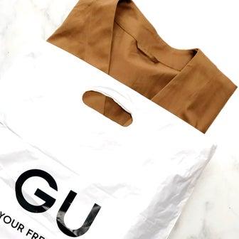 gu購入品♡発売前から欲しかったアイテム♪