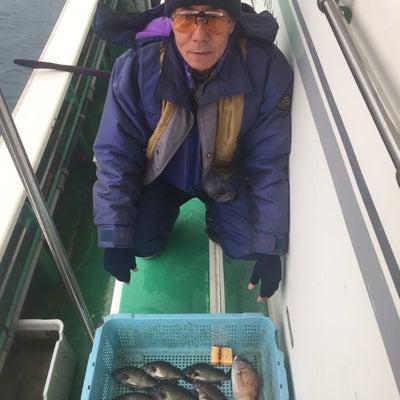 仙正丸2/21(木)朝便メバル釣り釣果情報の記事に添付されている画像