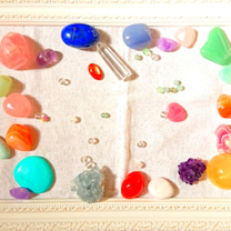 【対面・オンライン】心のバランスを整える天然石を使ったフランス生まれのカラーセラの記事に添付されている画像