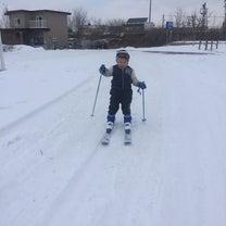 スキー場に行くための慣らしに(๑・̑◡・̑๑)2/17の記事に添付されている画像