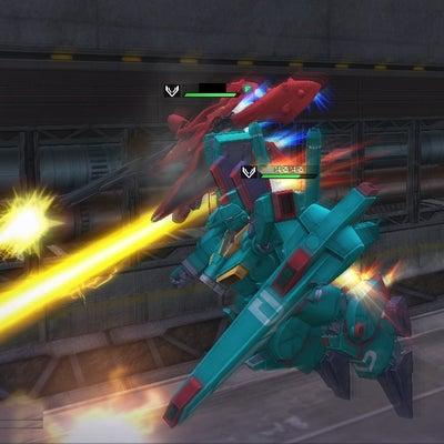 【ガンオン】この機体・・・楽しいな!mkVで拡散メガ粒子砲撃ちまくるwの記事に添付されている画像
