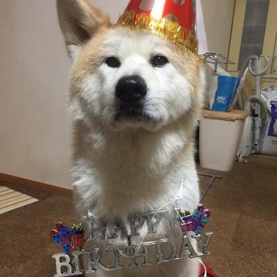 お誕生日☆の記事に添付されている画像