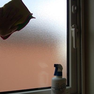 窓の内側を拭きましたの記事に添付されている画像