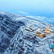 19年型 聖宝さんと真雅さん その34 「四大仏教名山」の記事に添付されている画像