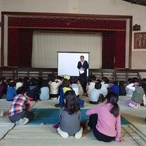 新入学児童交通安全教室の記事に添付されている画像