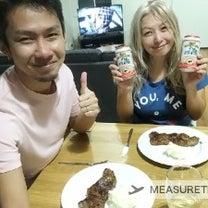 晩ごはん!オーストラリアで食べるオージービーフは硬いのか?【オーストラリア大冒険の記事に添付されている画像