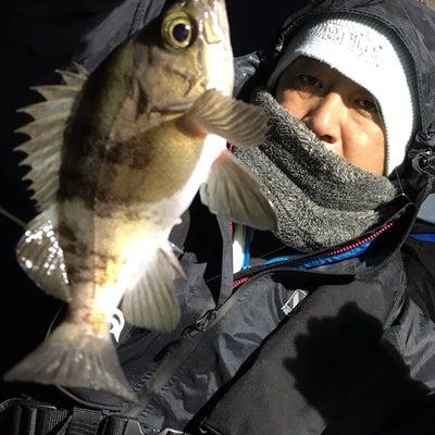 21日 半夜メバル便 釣果の記事に添付されている画像