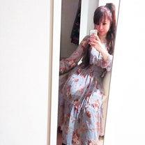 【お洋服】DHOLICの春ワンピースと特大チキンの記事に添付されている画像