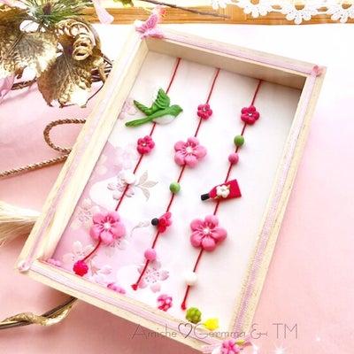 桃の節句 つり雛飾りの記事に添付されている画像