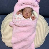 産まれました!!の記事に添付されている画像
