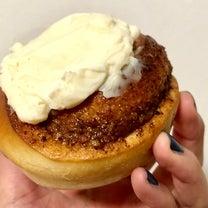 【私のパン活】クリームたっぷりのシナモンロールがたまらない!の記事に添付されている画像