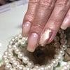 宝石ネイルとアイスクリームネイルなどなどお勧めデザイン紹介の画像