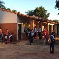 パラグアイの始業式【活動4日目】の記事に添付されている画像