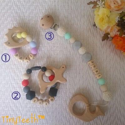 【ことろん祭】TinyTeeth™(歯固めジュエリー)ワークショップ開催の記事に添付されている画像