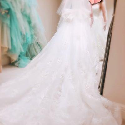 2着目ウエディングドレス♡上限なしプランの記事に添付されている画像