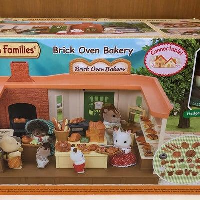 シルバニアファミリー パン屋さんの記事に添付されている画像