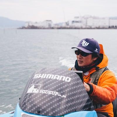 琵琶湖、この一週間の傾向@2月22日版の記事に添付されている画像