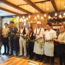 ハワイの新しい和食 MINORI グランド・オープニング・セレモニー✨の記事に添付されている画像