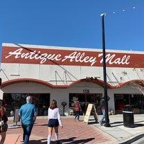 ラスベガスのアンティーク街の記事に添付されている画像