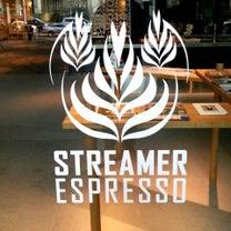 南青山のビル内コーヒースタンド@STREAMER ESPRESSO.の記事に添付されている画像