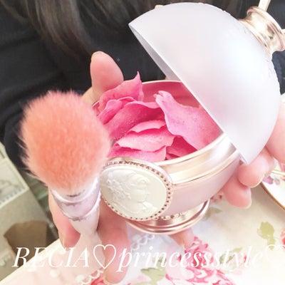 花びらチークレッスンレポの記事に添付されている画像