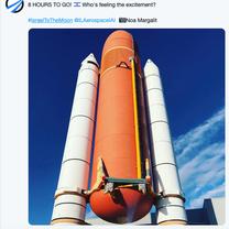 スペースシャトル「ベラシート」発射成功!の記事に添付されている画像