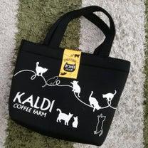 カルディで衝動買い♪限定ネコの日バッグの記事に添付されている画像