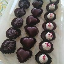 チョコ嫌いの彼をチョコ好きにさせた手作りチョコの記事に添付されている画像