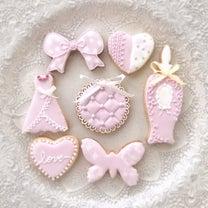 アイシングクッキー入門レッスンサンプル試作②の記事に添付されている画像