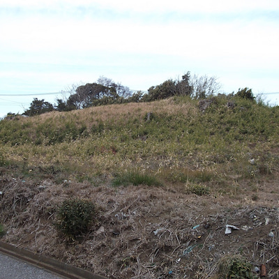 千葉県富津市下飯野  亀塚古墳の記事に添付されている画像