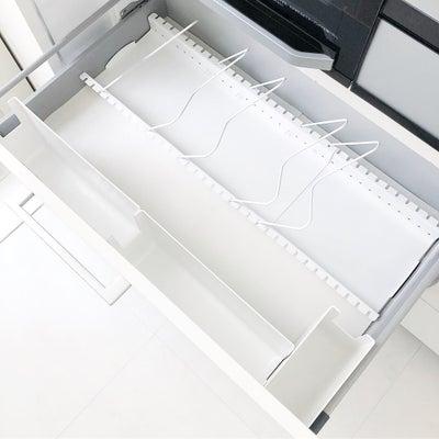 無印とカインズの夢のコラボ!キッチン収納のオススメ品!の記事に添付されている画像
