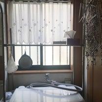 洗面所窓辺最終回☆断捨離ウォークの記事に添付されている画像