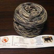 猫の日 ~ 猫柄の毛糸の記事に添付されている画像