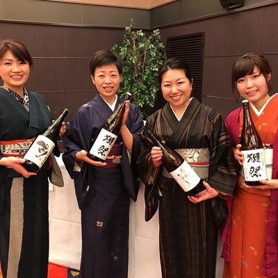 日本酒を楽しむ会の記事に添付されている画像