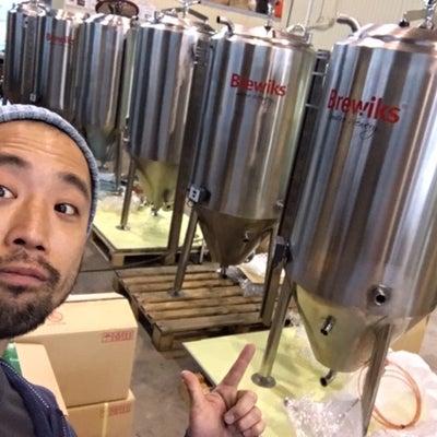 2月23日 MacKenDy 『醸造機材チェックしてきた~』の記事に添付されている画像