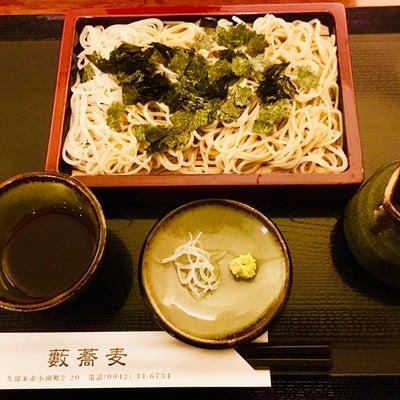 久留米 藪蕎麦と軽い気持ちの記事に添付されている画像