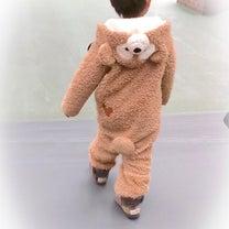 小さくなった着ぐるみダッフィーを5歳サイズにリメイク!の記事に添付されている画像