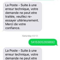 フランスの郵便局がますます信用ならない件の記事に添付されている画像