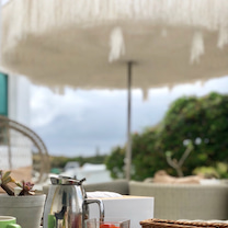 ホテルの朝食 in 墾丁、台湾の記事に添付されている画像