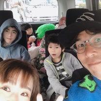 2/23~28今日のチハル―は別府温泉旅行からの東京遠征にわくわく♡の記事に添付されている画像
